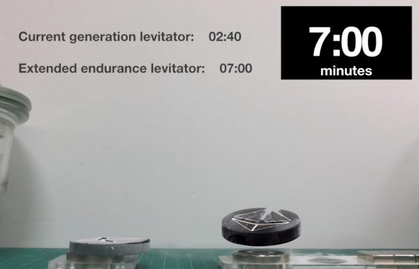 Quantum Extended Duration Levitators