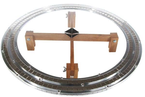 Round Maglev Track (Ø72 cm, Ø28.3'')